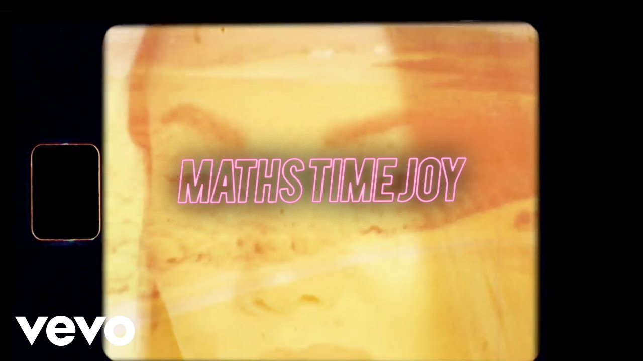 Maths Time Joy releases visualisers for his three latest singles