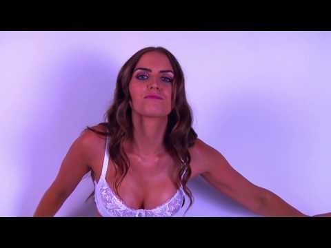 SHIMMY // Alannah Wears Guy De France lingerie // Alternative Take