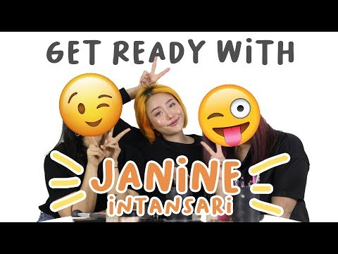 Get Ready with Janine Intansari! | Female Daily Mp3