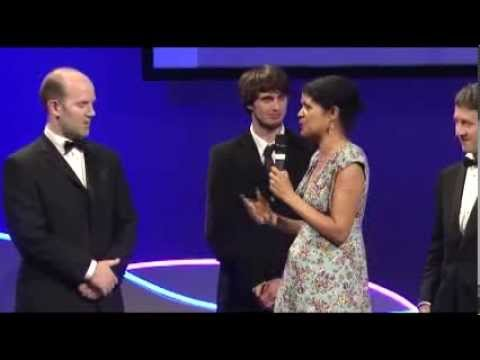 Academy Awards 2013 - Silver Medals - Chi Onwurah - Royal Academy of Engineering