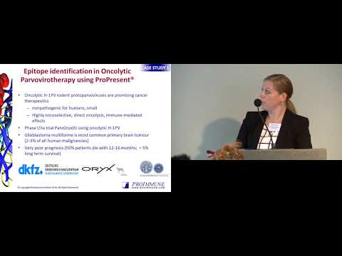 Emilee Knowlton: Epitope identification & clinical immune monitoring in gene therapy & IO programs