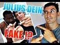 JULIUS DEIN VIDEOS FAKE ?! CARD TRICK REVEALED - CARD TRICK EXPLAINED - MAGIC TRICK REVEALED