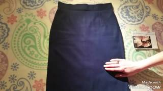 Обзор юбки из каталога Фаберлик.