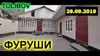 UY 130 MING TARTIBDAGI UY-JOYNI SOTISH SOMONI, VA SOTUVGA, VA NIMA HAWLI [29.09.2019]