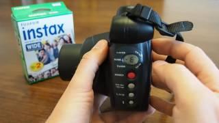 Quick Guide - Fujifilm Instax 210 Instant Camera