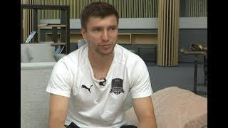 «Факты. Спорт». Герой недели. Игрок ФК «Краснодар» Дмитрий Стоцкий