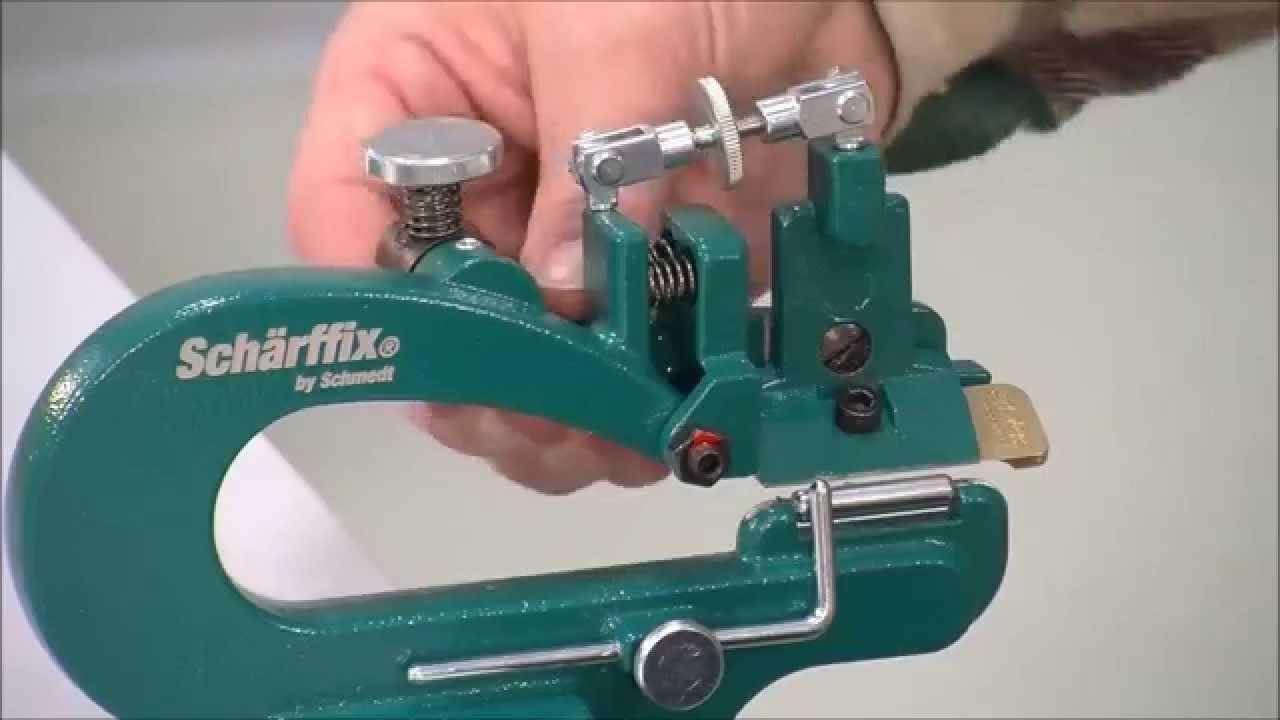 Вилочка - пробойник #1 - Самодельный инструмент для обработки кожи .