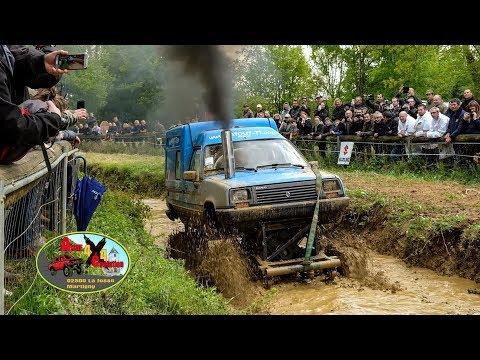 Salon Du 4x4 ► Concours Bourbier Martigny 2019 : La Renault Express Folle 😅 Part 1/2