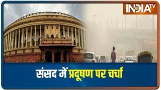 Parliament Winter Session: Lok Sabha Takes Up Debate On Delhi Pollution | IndiaTV News
