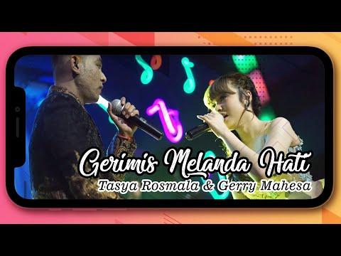 Tasya Rosmala , Gerry Mahesa - Gerimis Melanda Hati (New Pallapa Version)