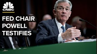 Jerome Powell testifies before Senate Banking Committee - July 17, 2018