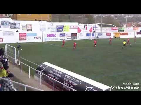 Alondras CF 0-1 Ourense CF jornada 17 Tercera Galicia domingo 22 de diciembre de 2019