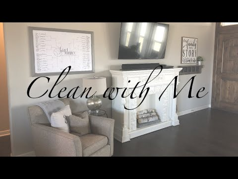 CLEAN WITH ME | ENTIRE HOUSE | ULTIMATE CLEANING