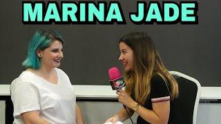 MARINA JADE - Drinking Like I'm Sober (Entrevista)