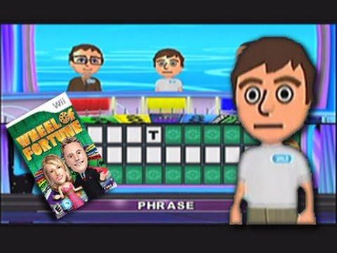Fresh Eyes on Wheel of Fortune (Wii)