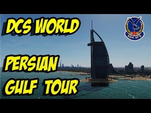 DCS: Persian Gulf Tour - Fun Flight