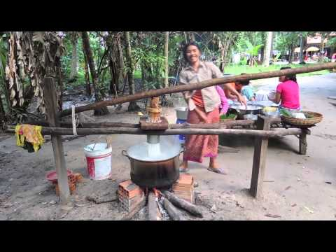 """""""Num Banchok""""--Cambodian Noodles"""