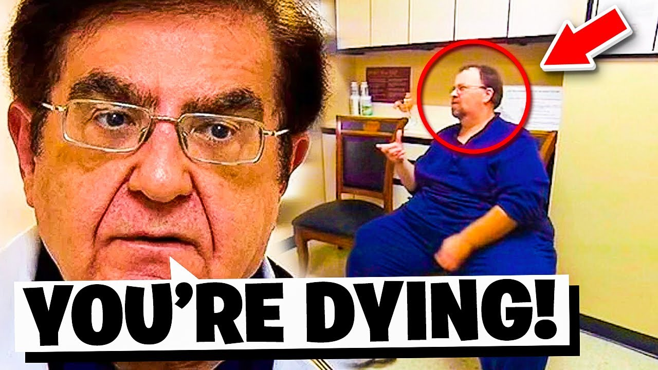 My 600-lb Life Moments That Will Shock You!