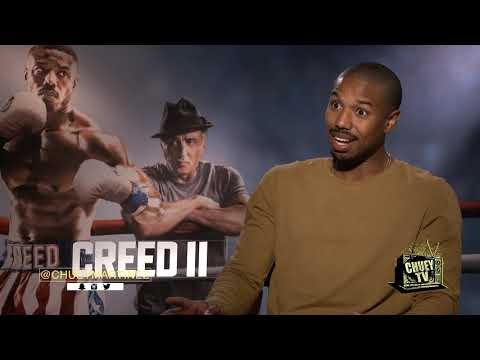 Chuey Martinez - I Caught Up With The Cast Of 'Creed 2'