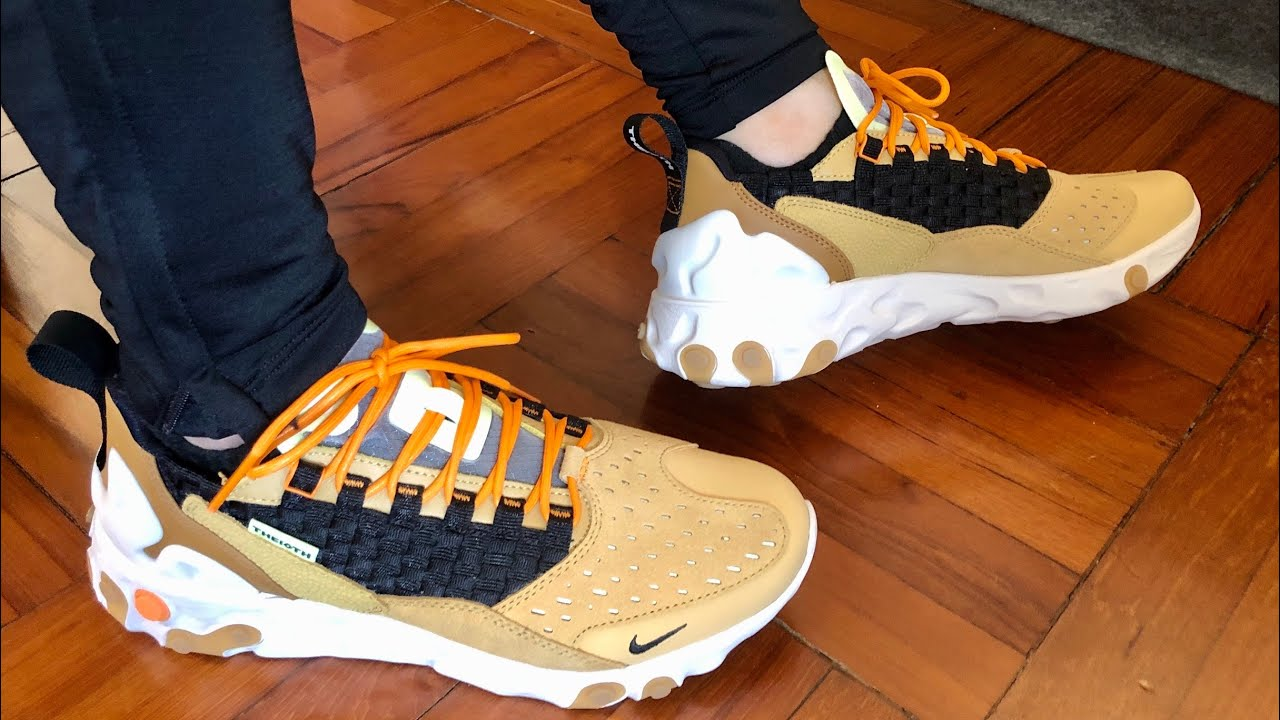 """Nike React Sertu """"The 10TH"""