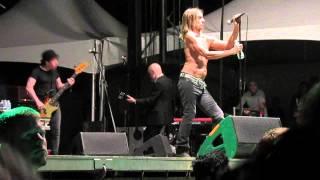 Iggy Pop -  Some Weird Sin - Chicago Riot Fest 2015