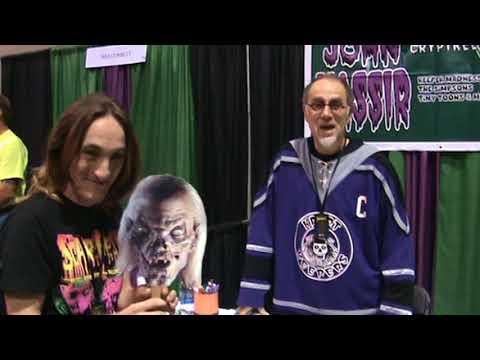 john kassir at scarefest x sep 29 2017