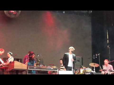 LCD Soundsystem Oh Baby -Lollapalooza chile 2018