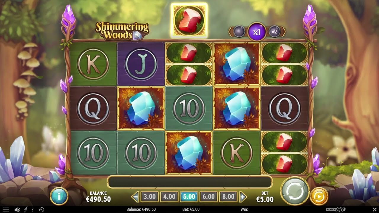 Shimmering Woods Slot Play Free ▷ RTP 96.2% & High Volatility video preview