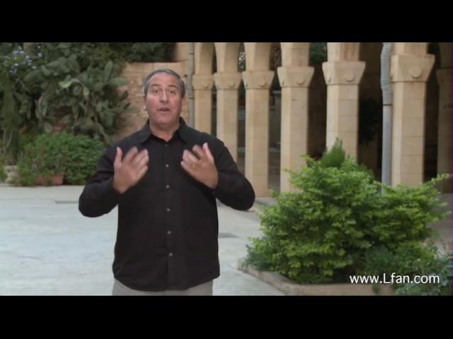 22- من كنيسة البشارة أجمل الكلمات في تسبيحة العذراء مريم