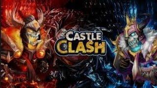 Em busca do Cavaleiro Crânio - Skull Knight (Embate do Castelo: Castle Clash)