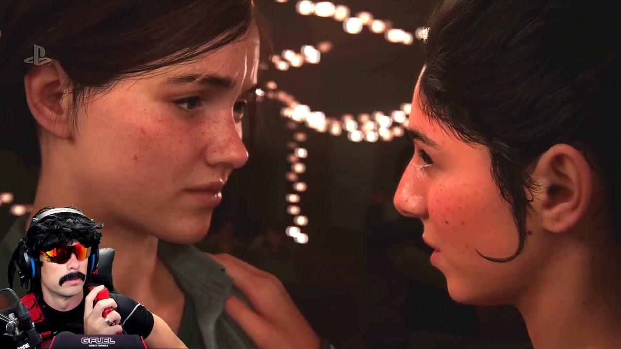 Lesbian scenes Romantic
