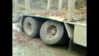 камаз сортиментовоз 2012 развалился timber truck crash(, 2012-11-18T11:50:21.000Z)