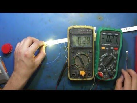 видео: Почему сгорают светодиоды в подсветке телевизора? О чем молчат производители? Разберемся!