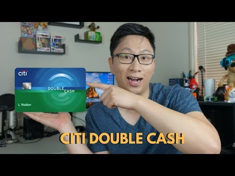 Citi Double Cash: Best No Hassle Cash Back Card (2% + No AF)