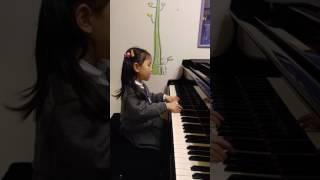 國際英文幼稚園校歌(中文版)