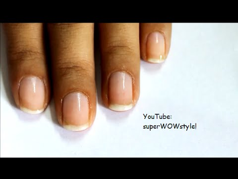 How to Buff Nails Without a Buffer? - superwowstyle - YouTube