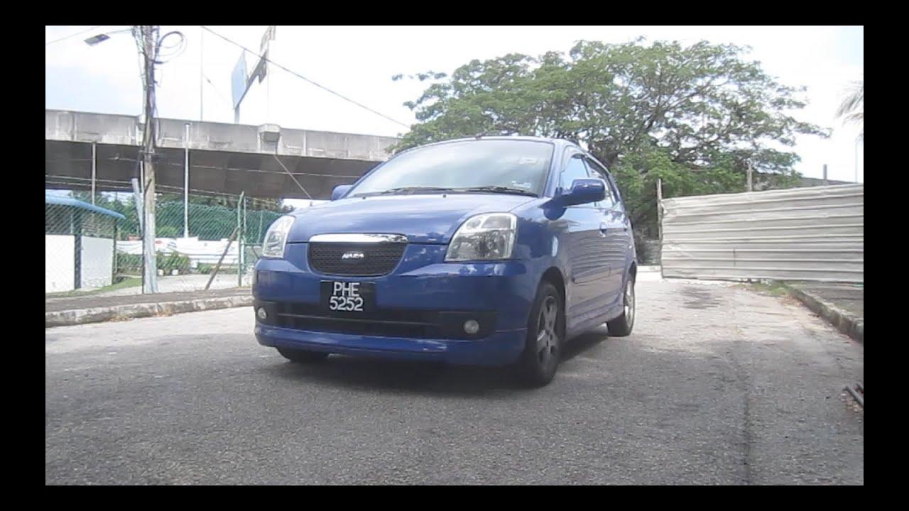 2007 Naza Suria Kia Picanto 1 1 Start Up Full Vehicle