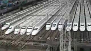 上空から新幹線を数える幼稚園児の巻Kindergarten count Shinkansen from the sky! thumbnail