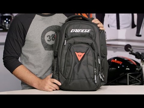 Dainese D-Gambit Backpack Review at RevZilla.com