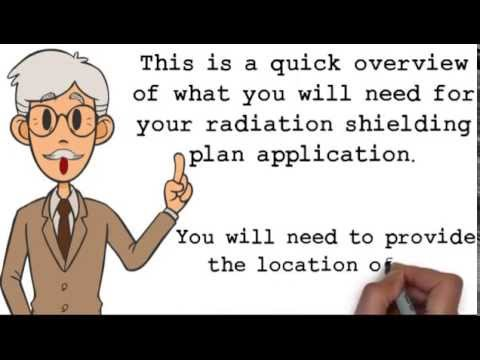 Radiation Shielding Plan