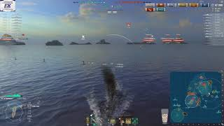 World of Warships - Bottom tier CAN carry