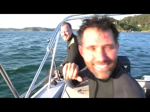 Anchoring A Small Boat
