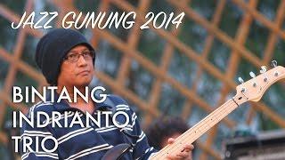Bintang Indrianto Live at Jazz Gunung 2014