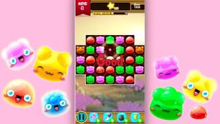 Jelly Match Three Puzzle Android Games