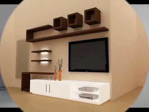 50 Tv Cabinet Design Living Room Wall Units 2019 Catalogue Youtube