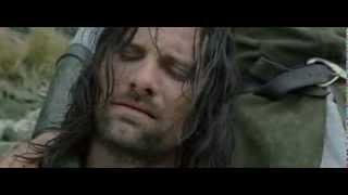 Властелин колец: Возвращение короля (вырезанная сцена) согласие мертвых