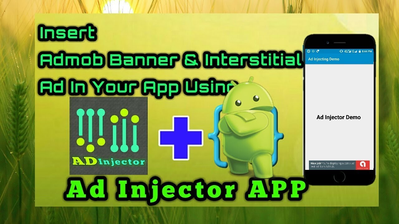 Ad Injector 1 0 APK Download - Android Tools Apps