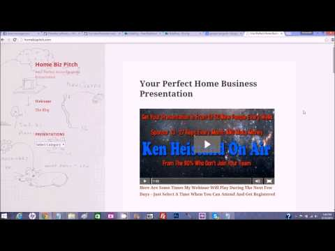 Multimedia Presentation Software Can Be A Great Tool For Home Business Reps