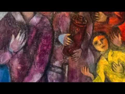 Chagall à Montréal