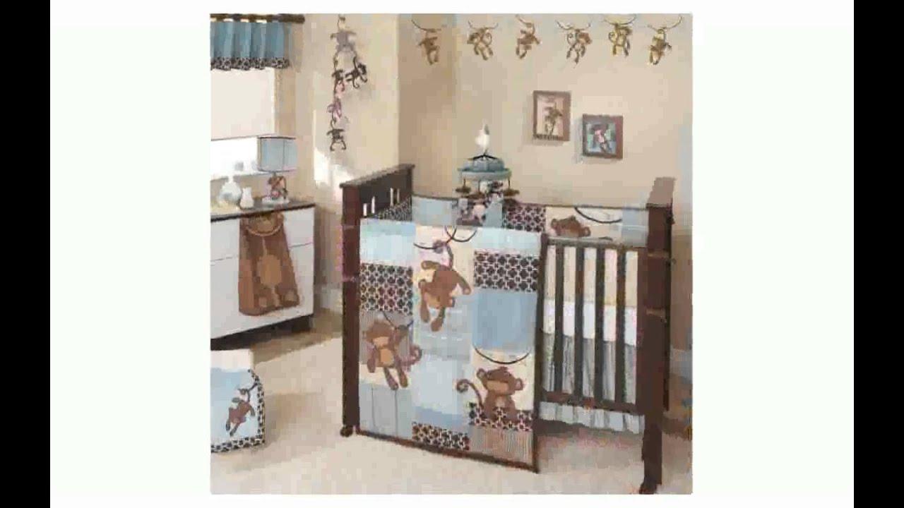 Baby Crib Bedding Sets - YouTube